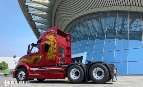 配置最高的国产长头卡车诞生,格尔发最新亮相的V7长头卡车全解析