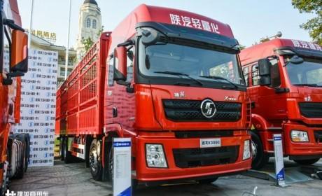 最大可选500马力,自重轻,舒适性也高,陕汽这款绿通载货车要火