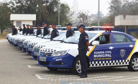 巴西最大规模比亚迪纯电动警卫车队正式起航