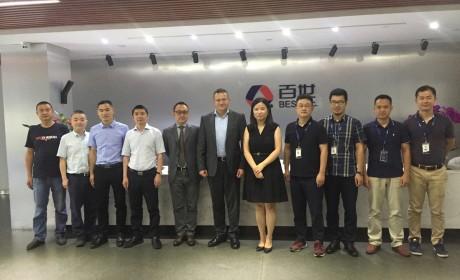曼恩商用车中国与百世金融签署战略合作协议