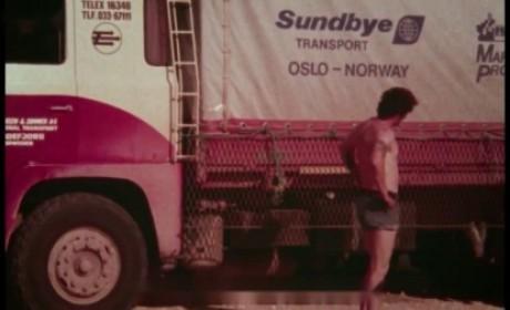 从欧洲挪威到中东迪拜,9600公里的卡车运输路线是什么体验(下集)