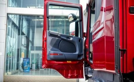 世界第一卡车驾乘舒适吗?斯堪尼亚入华50周年纪念版内饰实拍
