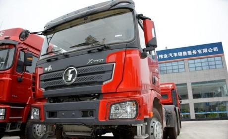 向西方国家靠拢  中国卡车进入500+大马力时代