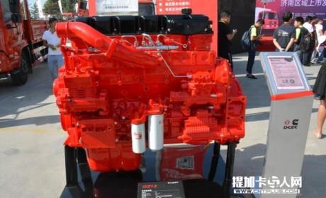 最高560马力  东风康明斯13L重卡发动机详解
