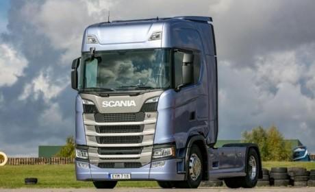 欧洲最牛的卡车已评出?斯堪尼亚最新款S500当之无愧