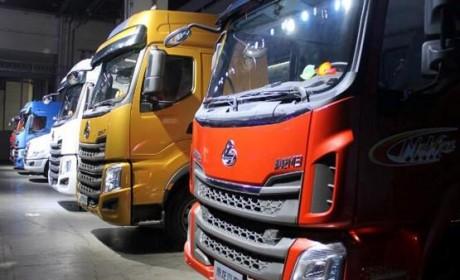 刚上市的新乘龙M3中卡领衔,柳汽开启卡车智能化时代?