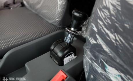 开门自动拉手刹,卡车上马上要普及电子手刹,老司机您准备好了吗?