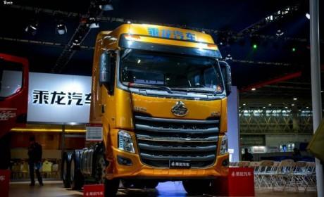 柳汽也有高配置车型  乘龙H7高端重卡评测