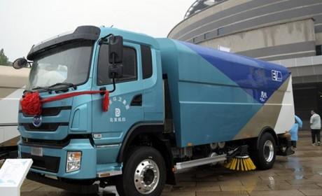 比亚迪T8领衔 国内多款纯电动卡车已经商用?