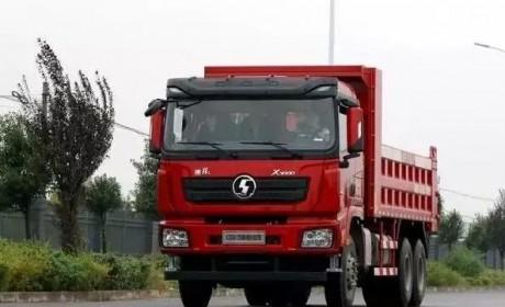 上装最长可达6.2米 陕汽德龙X3000西南版自卸车解析