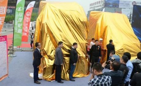 """与""""火麒麟""""一起推动国内卡车文化 联合卡车加盟中国卡车公开赛"""