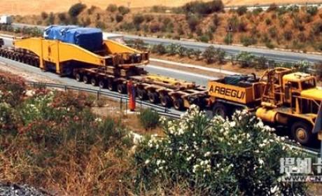 50多米的卡车您见过吗?这些卡车的长度挑战您的想象