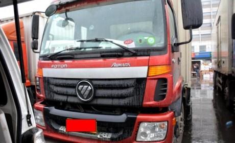 发动机是亮点?运营1年多的福田欧马可厢货车实拍
