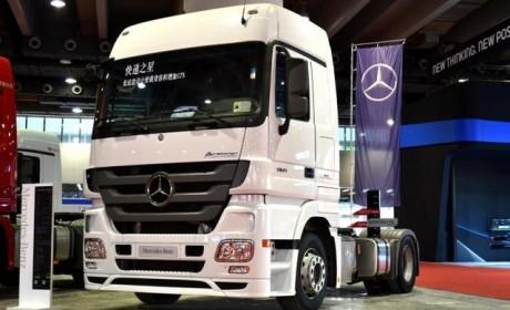 治超新规下能实现更多装载 低鞍座卡车要走红?