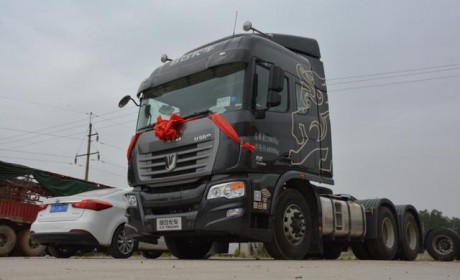 高达560马力 国产卡车最大马力车型已开售