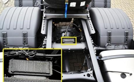 高端旗舰卡车才有,比ABS更高级的EBS制动系统大科普