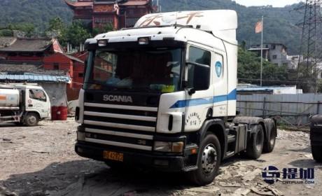 300多万公里无大修 国内也有如此牛的斯堪尼亚卡车?