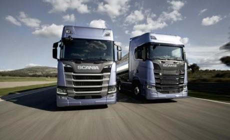 为省钱把斯堪尼亚卡车装了法士特变速箱,这样的卡车改装也是服了