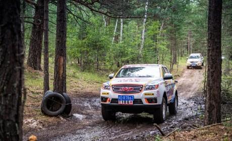 帅铃T6远征中蒙俄边界,挑战2018国际汽车拉力赛