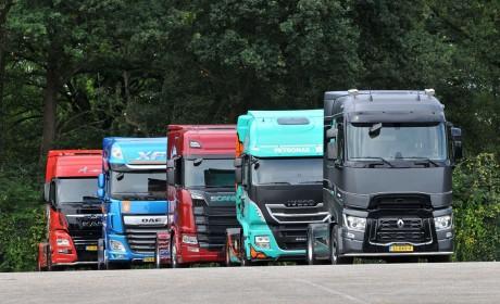 上百万的斯堪尼亚、曼恩等欧洲卡车,哪个最舒适?这个评测告诉您