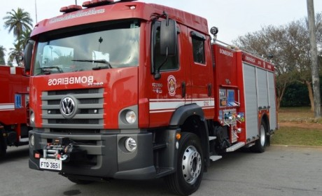 艾里逊全自动变速箱有效提升圣保罗消防局消防车的性能