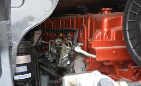 580马力玉柴发动机最强?国内500马力以上牵引车盘点二