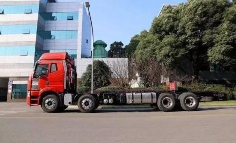 """企业推新+政策松动 被判""""死刑""""的前四后八货车或迎转机"""