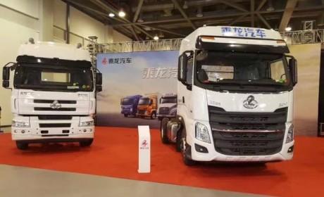 油耗比进口车还低?柳汽乘龙卡车在国内快递行业热销