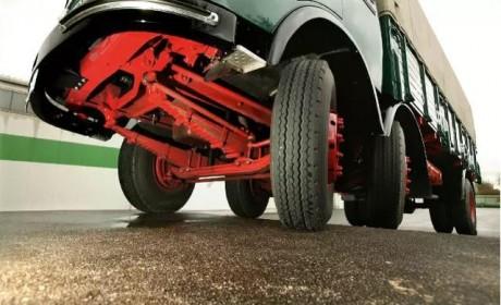 那么牛?上世纪50年代的奔驰古董级卡车依然技术领先