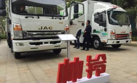 产品全面升级 江淮轻卡已成为中高端轻卡第一品牌?