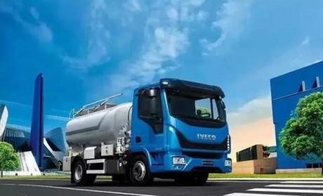 进口卡车市场再添猛将,依维柯新一代中型卡车要来国内了