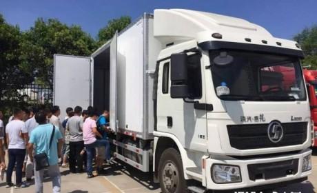 9月份上市 陕汽德龙中卡车型L3000独家曝光
