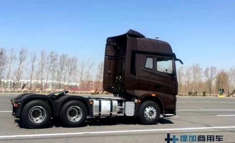 解放J7重卡终于来了,可以无人驾驶,国产卡车要雄起了