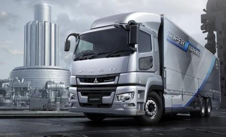和国产差距再次拉大?三菱新款卡车发布,日系卡车进入全新时代