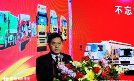 华菱董事长刘汉如:卡车动力的未来,高效发动机比新能源更有前途