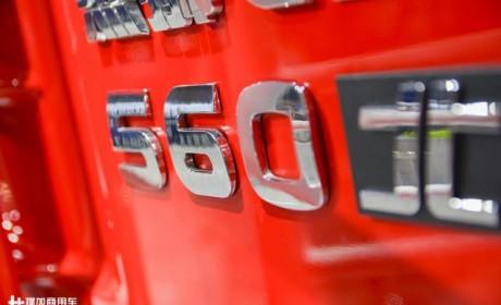 大马力重卡省油?这家物流公司却特别定制420马力沃尔沃卡车