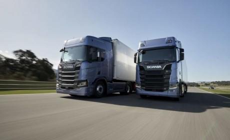 如今的世界顶级卡车啥配置?全系换代完成的斯堪尼亚卡车告诉您