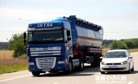 欧美长途卡车限重是多少?详解欧美主流牵引车车型