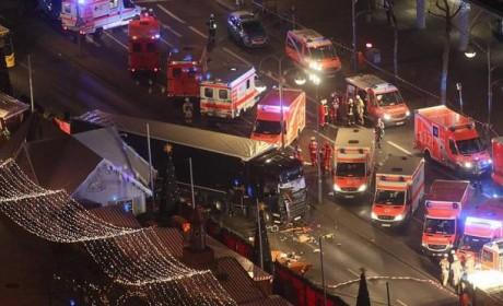 卡车不应该是恐袭的武器 无人驾驶或能改变这种状况?