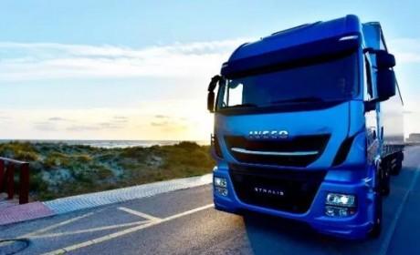 舒适性高还续航1500公里 欧洲人做天然气卡车也这么认真?