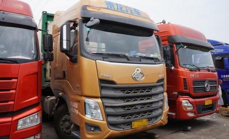 500马力潍柴发动机,半年多跑了12万公里,柳汽乘龙H7重卡车主访谈