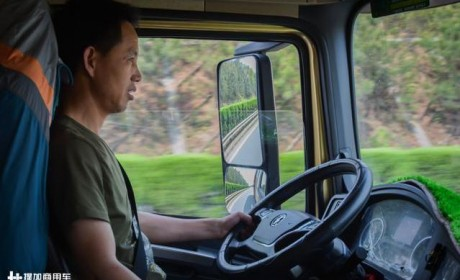 解放右脚,还省油,货车司机呼吁定速巡航在卡车上尽快普及?
