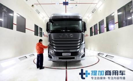 什么陕汽HD、解放J7,这才是今年最值得期待的换代重卡