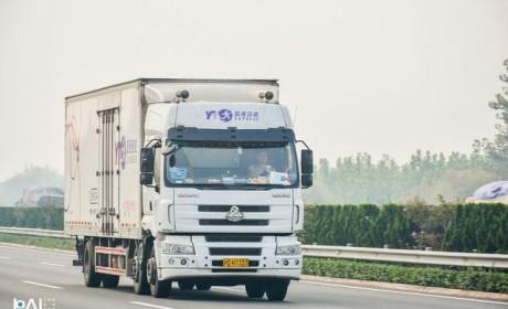 和美式长头还有差距,国产高端长头卡车探索者,乘龙T7长头车详解
