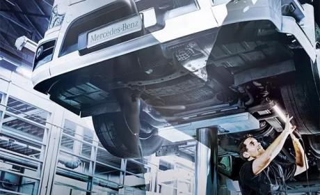 2018梅赛德斯-奔驰卡车中国服务技能大师赛正式开启招募