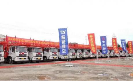 8月份销售中重卡11322辆!东风商用车全年目标已完成超六成