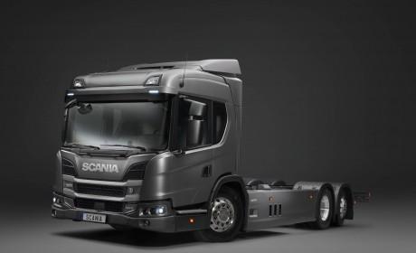 【IAA 2018】纯电续航只有10公里,却能节油15%,斯堪尼亚新款混动卡车即将发布