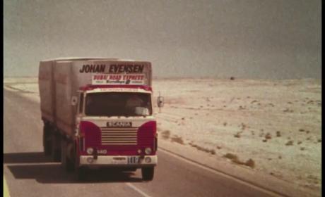 从欧洲挪威到中东迪拜,9600公里的卡车运输路线是什么体验(上集)
