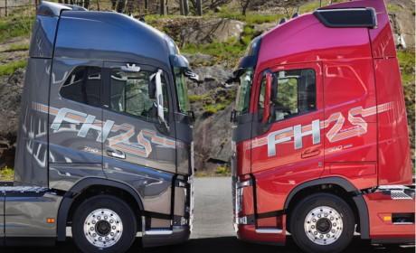 带来前沿交通解决方案,沃尔沃卡车亮相2018德国汉诺威商用展会