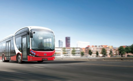 可能是您在欧洲能见度最高的国产品牌,带您见识比亚迪电动大巴的欧洲实力